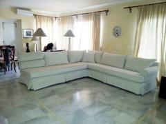 Retapizado de sofá