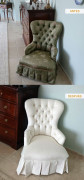 Retapizado de silla